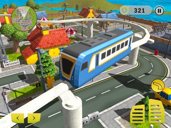 Elevated Train Builder 2018 screenshot 8