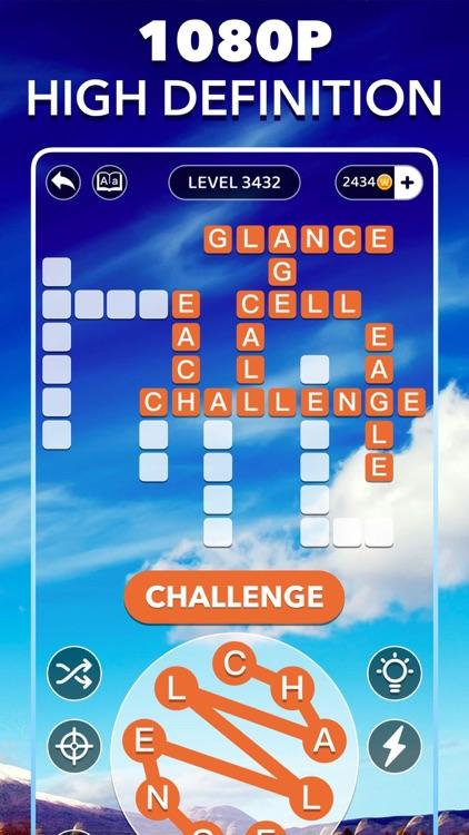 Crossword - Word Connect Game screenshot-4