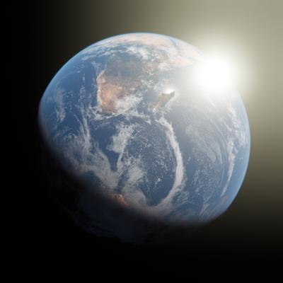 Earth Impact app