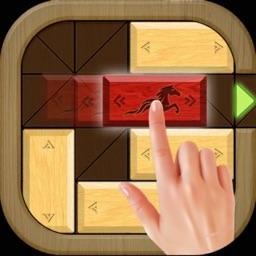 Move the Block : Slide Puzzles