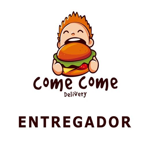Come Come - Entregador