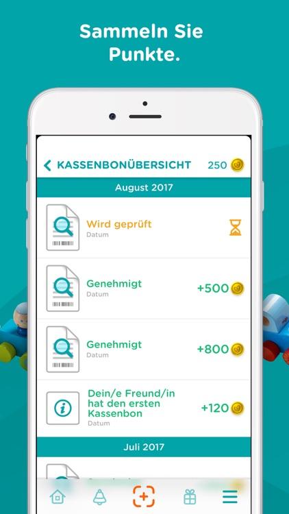 Pampers Club - Treueprogramm screenshot-3