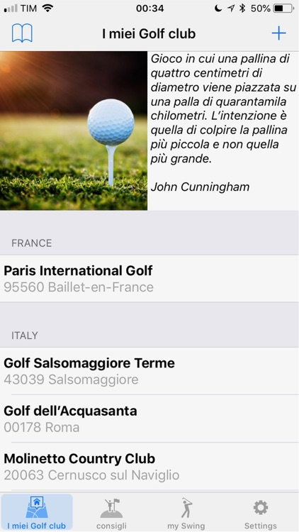 GolfOK screenshot-4