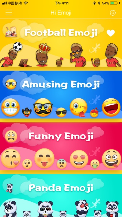 Hi Emoji:Fun screenshot-0