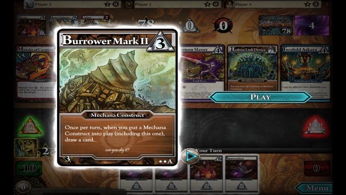 Ascension: Deckbuilding Game Screenshot