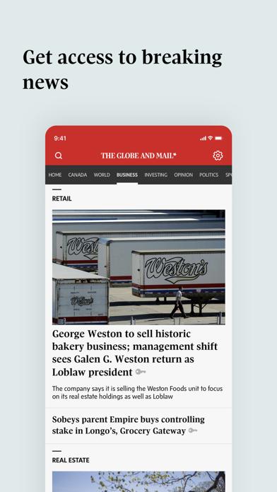 The Globe and Mailのおすすめ画像3