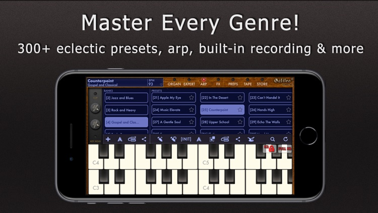 Galileo Organ 2 screenshot-3