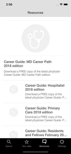 NEJM CareerCenter on the App Store