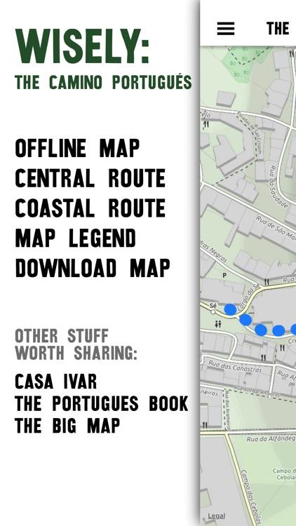 Wisely : Camino Portugués