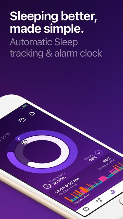 Pillow: Sleep Cycle Tracker screenshot-0