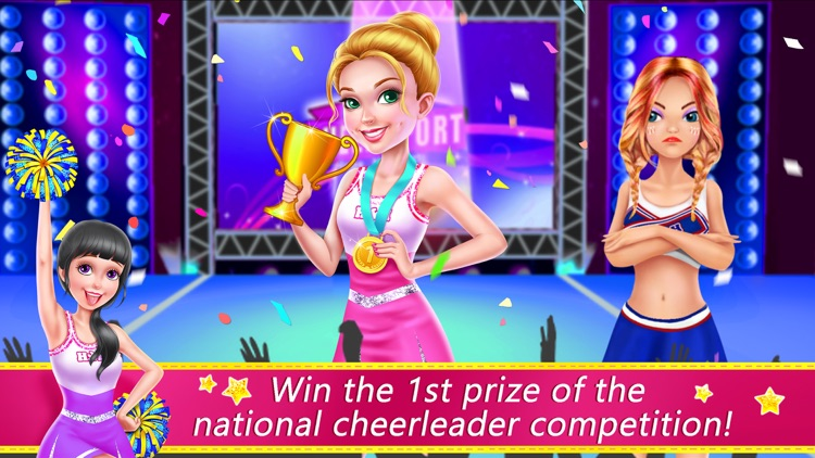 Cheerleader Champion: Win Gold screenshot-3