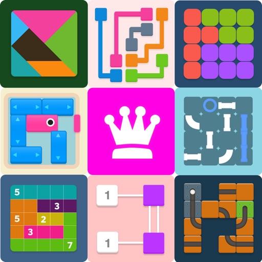 Puzzledom application logo