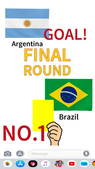Top 32 World Soccer FlagsScreenshot of 2