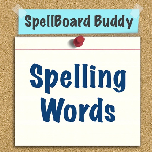 SpellBoard Buddy