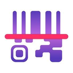 QR Code Reader, Barcode Scan