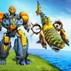 キラー 鮫 ロボット 変換 - iPhoneアプリ