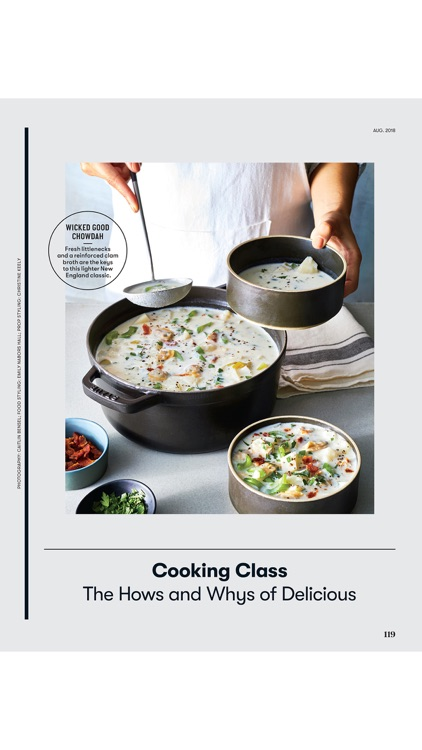 Cooking Light Magazine screenshot-3