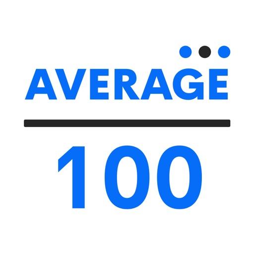 Average Calculator -Mean Value