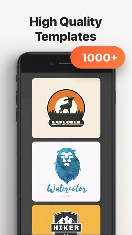 Logo Maker Shop:Design Creator screenshot-7