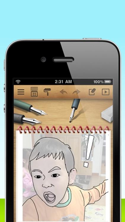 iColoringBook !!! Lite screenshot-3