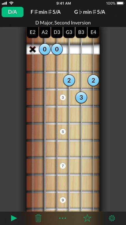 Reverse Chord Finder Pro