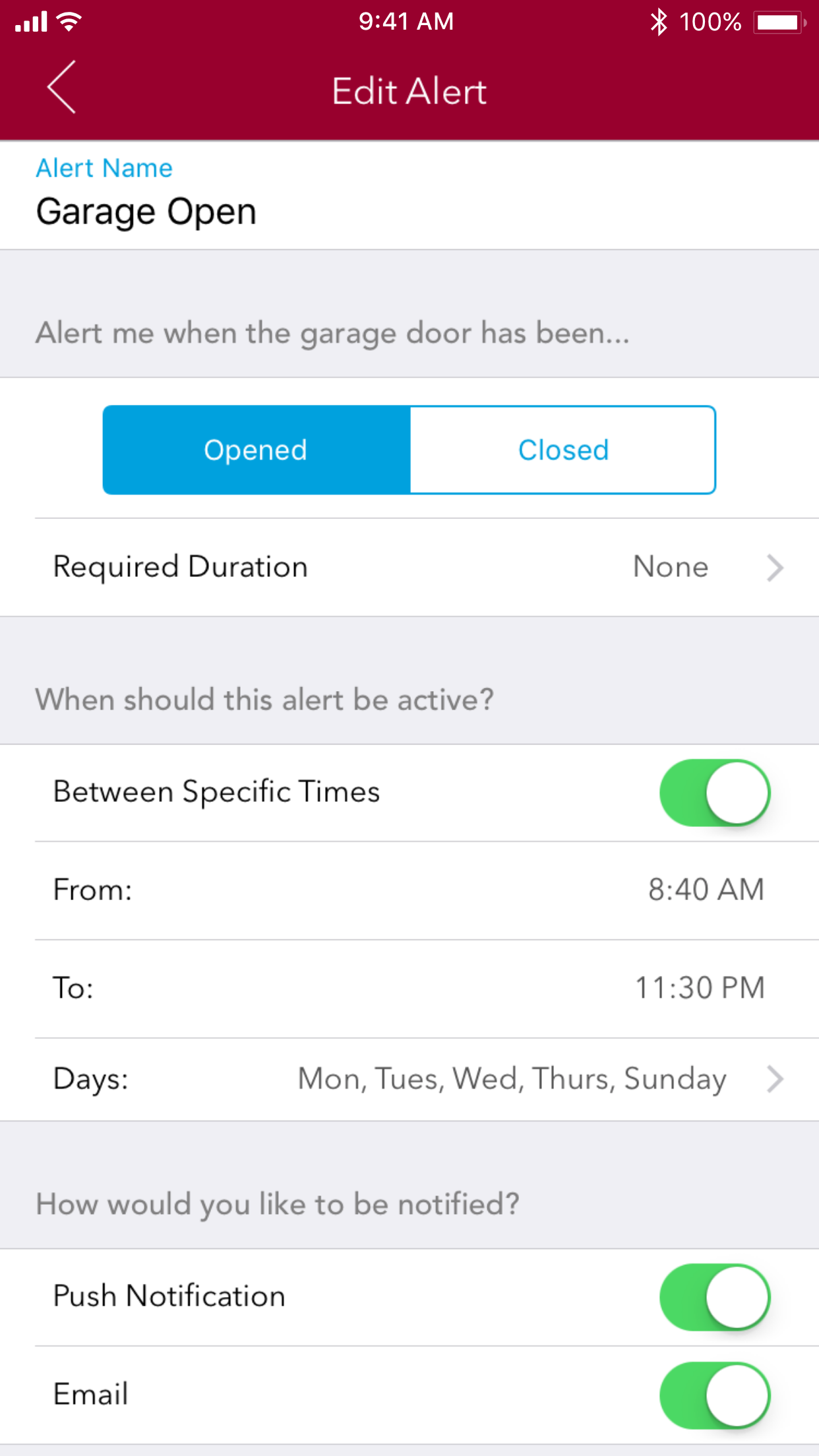 MyQ Garage & Access Control Screenshot