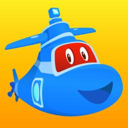 Ícone do app Carl Super Caminhão Submarino