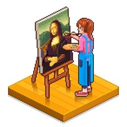 Puzzrama Pixel