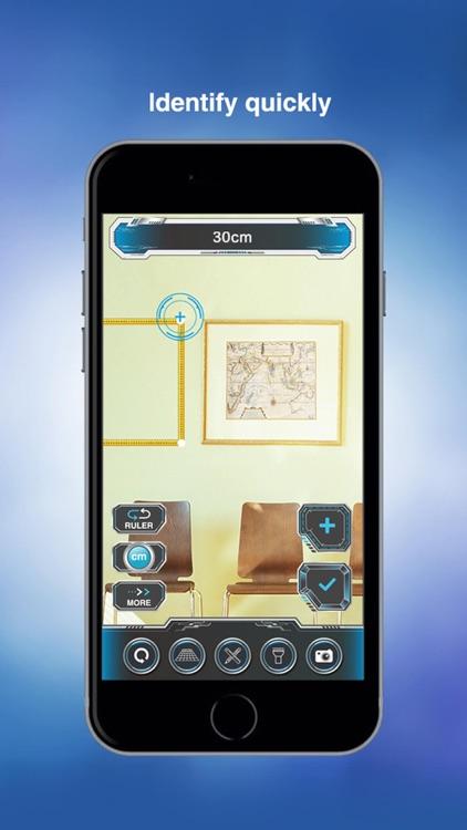 AR Ruler - Pocket Measure Kit screenshot-3