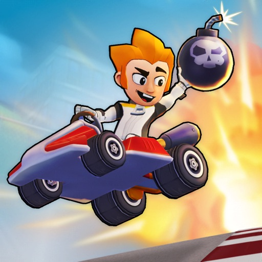 Boom Karts -Multiplayer Racing