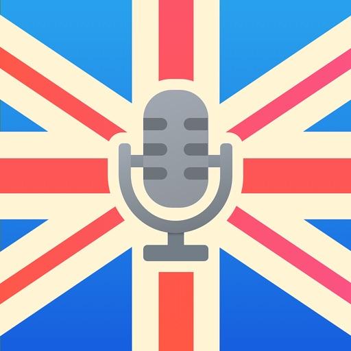 iTalk British icon