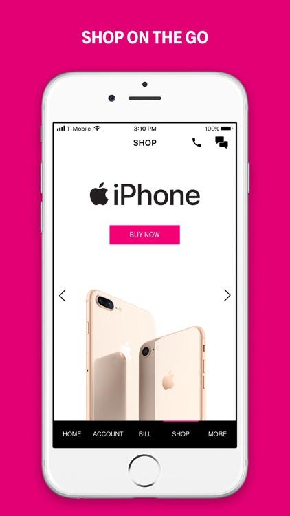 T-Mobile screenshot-4