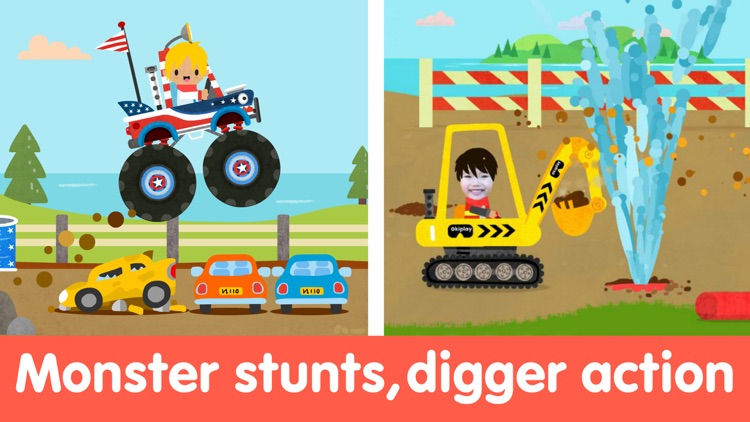 Cars Game for Kids age 2 to 5 screenshot-3