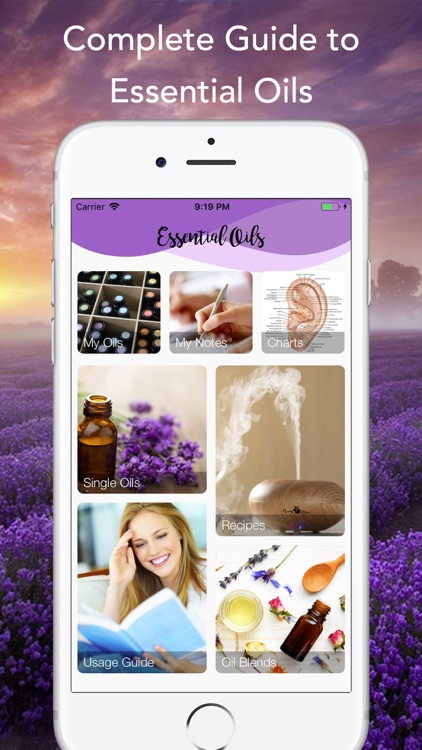 Essential Oils for doTERRA screenshot-0