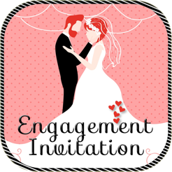 Engagement Invitation Cards Hd On The App Store
