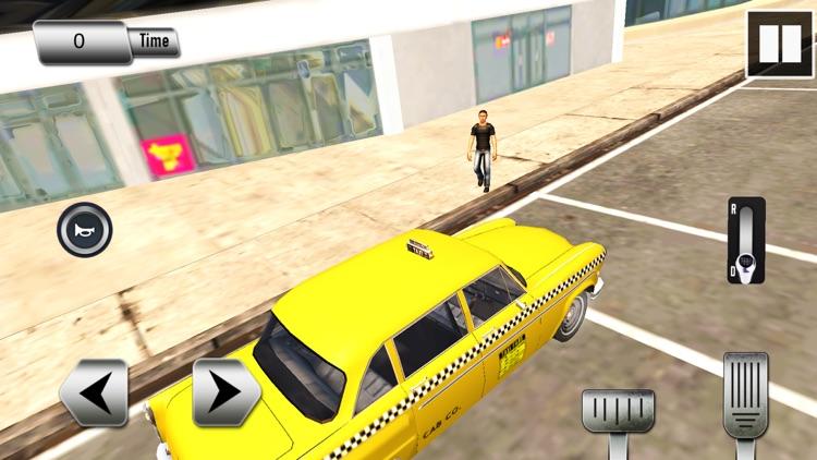 City Taxi Driver Car Simulator screenshot-3
