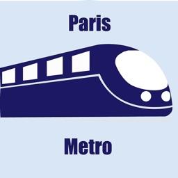 Paris Metro Routes and Map