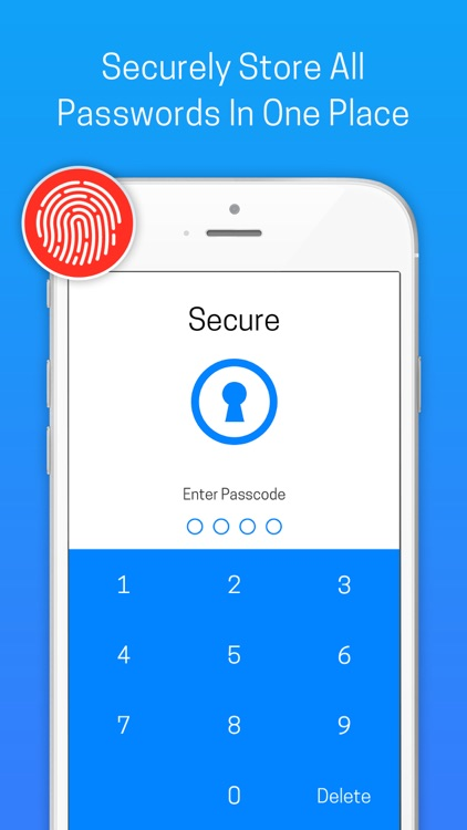 Secure - Password Manager