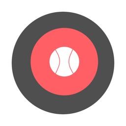 Baseball Speed Radar Gun HD