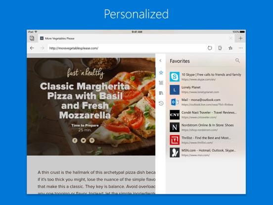 Microsoft Edge screenshot 10