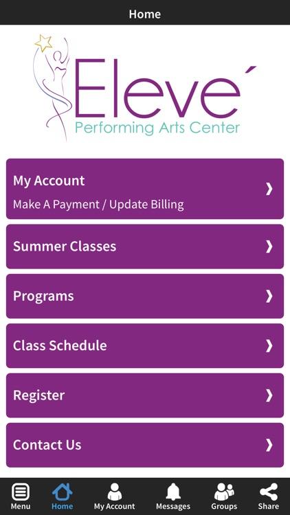 Elevé Performing Arts Center