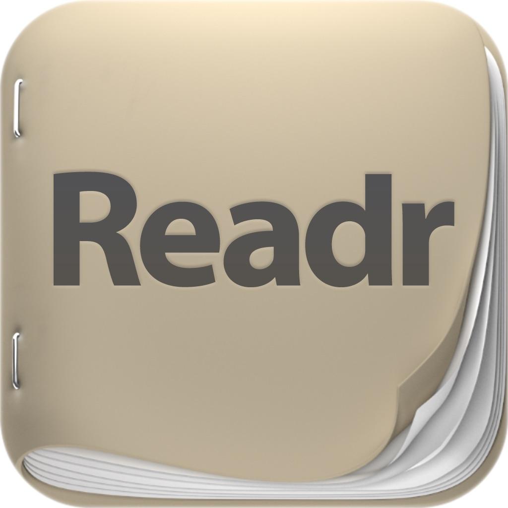 Readr - 10k Magazines, 1 Sub