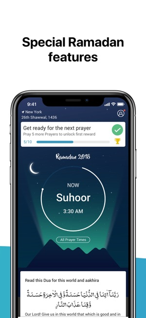 Athan Pro Muslim The most accurate prayer times