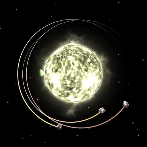 Planet Gravity - PhysicalOrbit icon