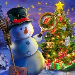 Hidden Objects Christmas Quest