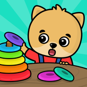 Baby games for kids - free puzzles for toddlers icon
