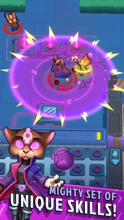 Caterra: Battle Royale screenshot-5