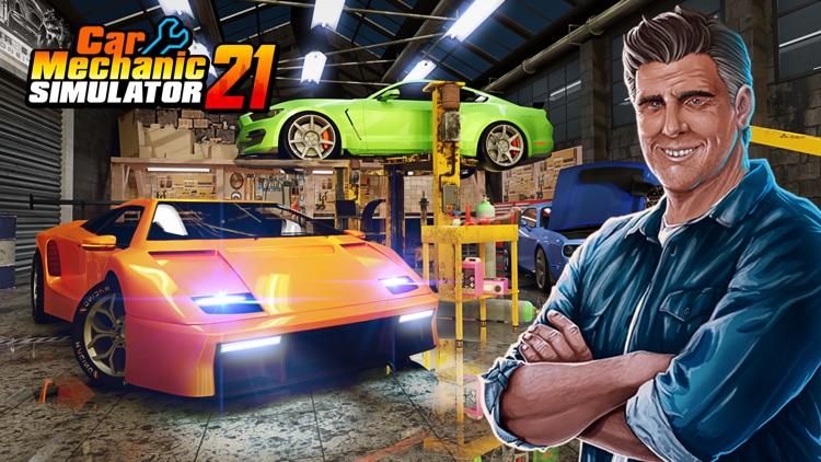Car Mechanic Simulator 21 Game screenshot-0