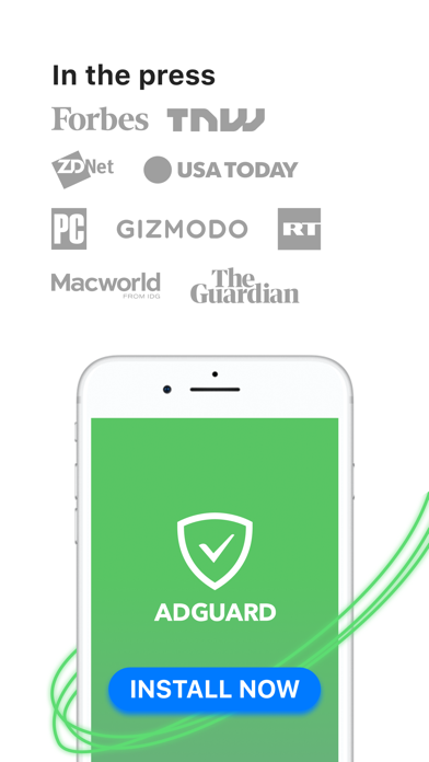 AdGuard Pro — adblock IPA Cracked for iOS Free Download