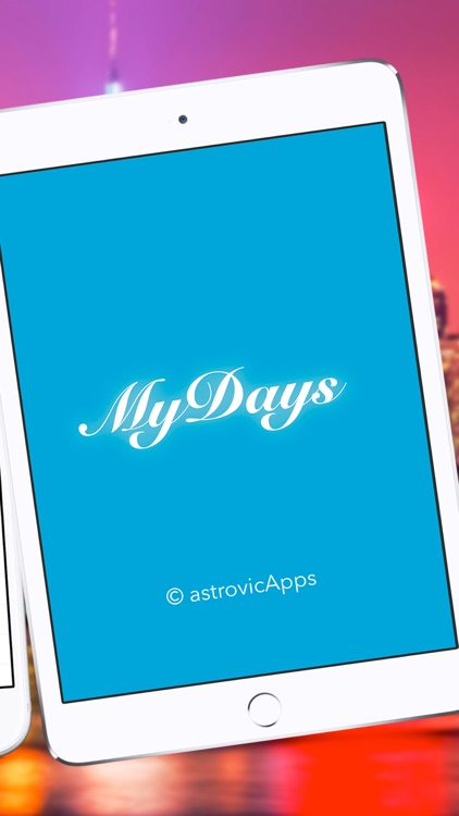 My Big Days - Events Countdown screenshot-4